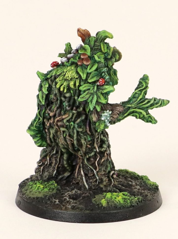 Ral Partha Shambling mound painted
